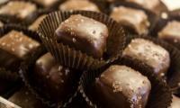 Salted Carmel Chocolates