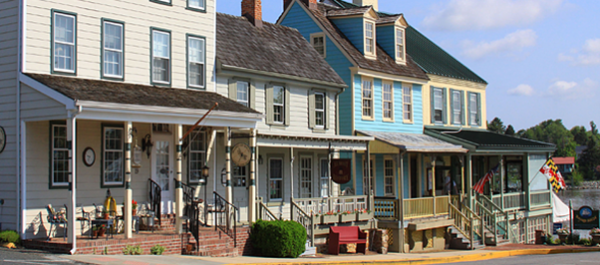 Explore Chesapeake City