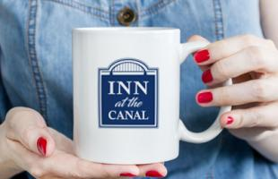 Inn at the Canal Coffee Mug