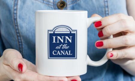 Inn at the Canal Coffee Mug